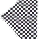 Brigade Neckerchieves Large Black & White Check