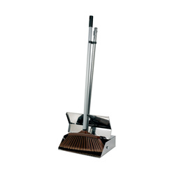 Lobby Dustpan Set Stainless Steel