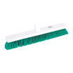 Abbey Hygiene Broom Head Soft 45cm Green