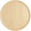 Birch Tray Laminated Oval 26 x 20cm