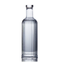 Fluted Water Bottle 34oz