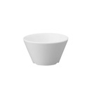 X Squared Dipper Pot Round White 9cl