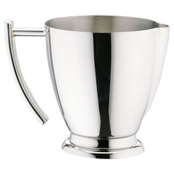 Contemporary Jug Stainless Steel 35cl