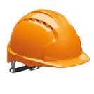 JSP Evo 3 Vented Helmet Orange