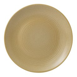 Evo Coupe Plate Sand 22.9cm
