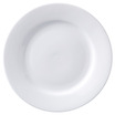 Superwhite Winged Plate 26cm