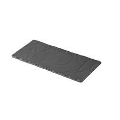 Basalt Trays Rectangular Slate Effect 12 x 25cm