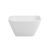 Orientix Bowl Square White 19 x 19cm