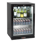 Lec Eco LED Bottle Cooler S/S Single Door