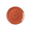 Stonecast Spiced Orange Coupe Plate 26cm