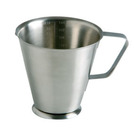 Measuring Jug Stainless Steel 1ltr