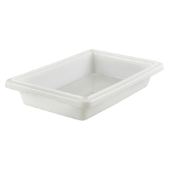 Food Box 12 x 18 x 3 Inch Polyethylene White