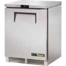 True 158 Ltr Undercounter: Solid Door Refrigerator