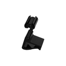 Black PC Horizontal Ticket Clamp 20mm