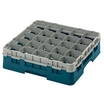 25 Compartment Camrack® 4 1/2 Inch Teal