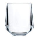 Clear Stemless Wine Glass