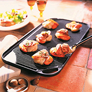 Griddles, Grills, Skillets & Sizzle Platters Category Image