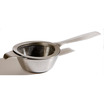 Cathay Tea Strainer And Bowl Stainless Steel