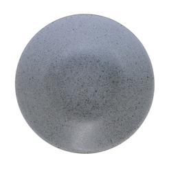 Kernow Coupe Plate 16cm Grey