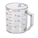 Measuring Cup 225ml clear
