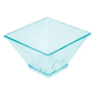 Glazz Clear Cubic Style Bowl 200ml 200 Pack