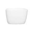 Alchemy White Bowl Square No Lid 13.6cm 61.9cl