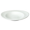 Orbit Pasta / Soup Dish Oval White 26.5 x 31cm