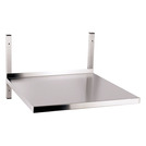 Heavy Duty Microwave Shelf 600mm Deep