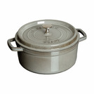Casserole Grey Cast Iron Round 80cl 14cm
