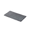 Basalt Trays Rectangular Slate Effect 10 x 20cm
