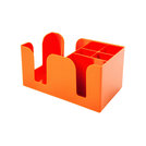 Bar Caddy Orange 24x14x10cm