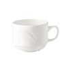 Alvo Cup White Stackable 21.25cl