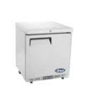 Atosa Green MBC24F Single Door UnderCounter Freezer