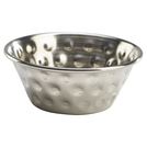 1.5oz Stainless Steel Hammered Ramekin