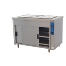 Premier HB3E Mobile Bain Marie Top Eco Hot Cupboard