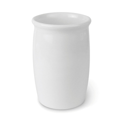 White Melamine Dressing Pot 140x207mm 2L