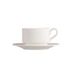 Vogue Cup White Stackable 20cl