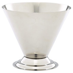 Stainless Steel Conical Sundae Cup