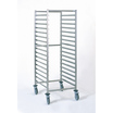 Gastronorm Storage Trolley - 17 Tier 2/1GN