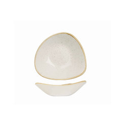 Stonecast White Lotus Bowl 7 inch