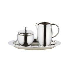 Designer Sugar And Creamer 3PC Set
