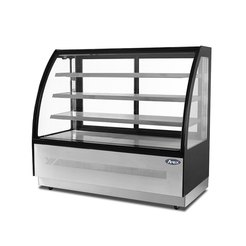 Atosa WDF097D Chilled Deli Counter Curve 290L 900mm
