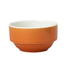 New Horizons Unhandled Soup Cup Orange 28cl