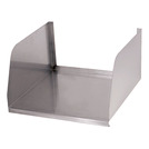 Medium Duty Microwave Shelf 600mm Deep