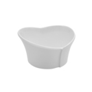 Eden White Melamine Tulipa Bowl 50ml