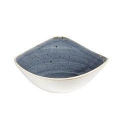 Stonecast Blueberry Lotus Bowl 7inch