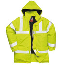 Portwest S778 Yellow Hi-Vis Antistatic FR Jacket