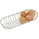 Display Basket Metal Oblong 36 x 14cm