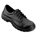 Tuf Black Basic Lace Up Safety Shoe S1P SRC