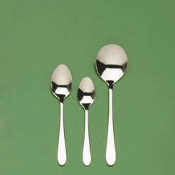 Glacier Coffee Spoon